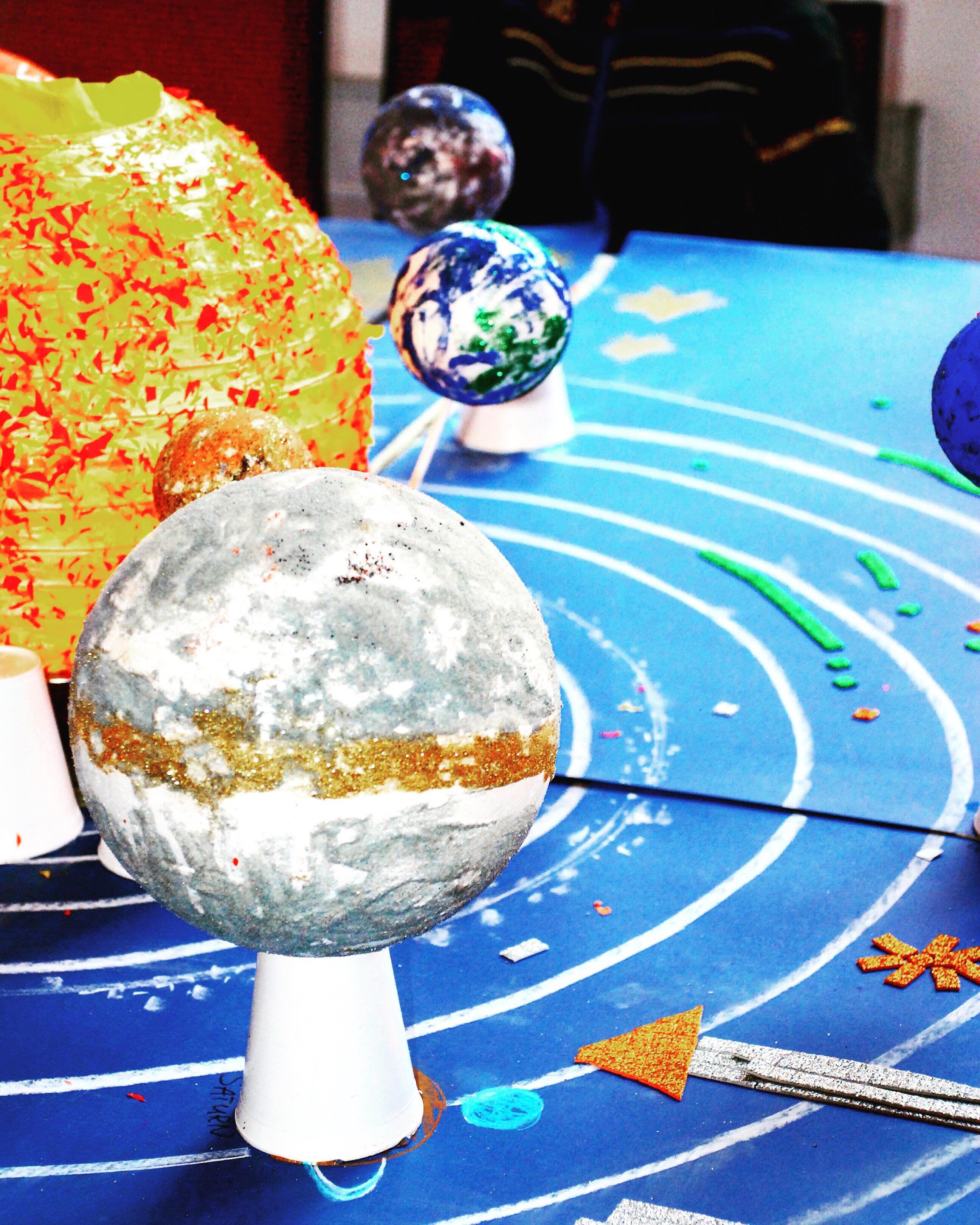 Ręcznie stworzone planety